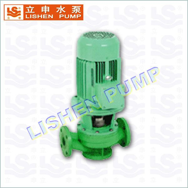 FPG立式工程塑料管道泵