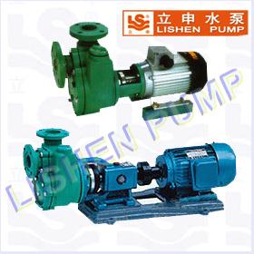 FPZ型工程塑料自吸离心泵