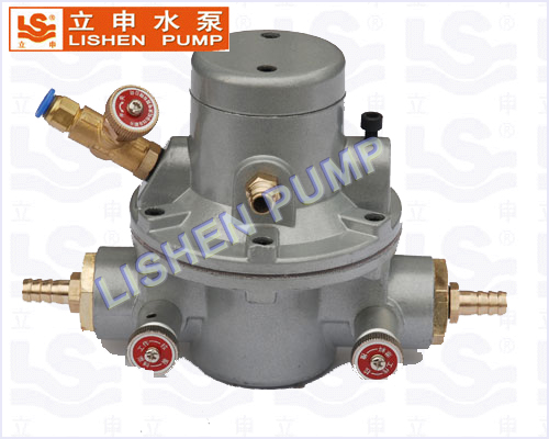 QBY-2002型气动单向隔膜泵