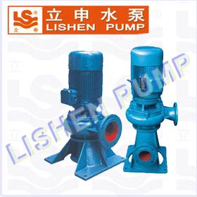 LW型立式无堵塞排污泵