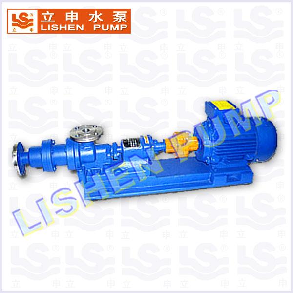 I-1B型螺杆浓浆泵
