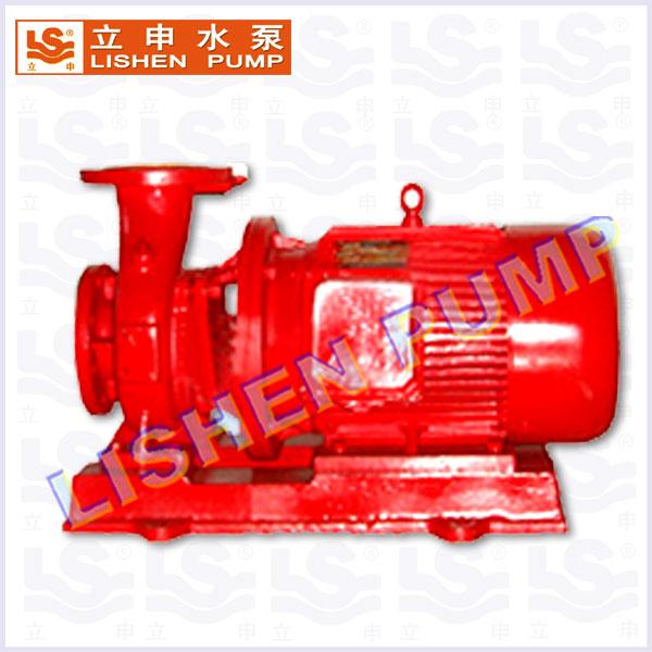 XBD-W型卧式管道单级消防泵