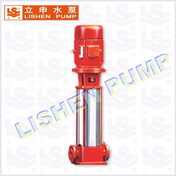 XBD-(I)型立式单吸多级立式消防泵