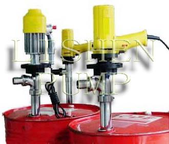 首页 产品介绍 油泵   一,主要描述:    sb系列电动抽液泵(油桶泵)是