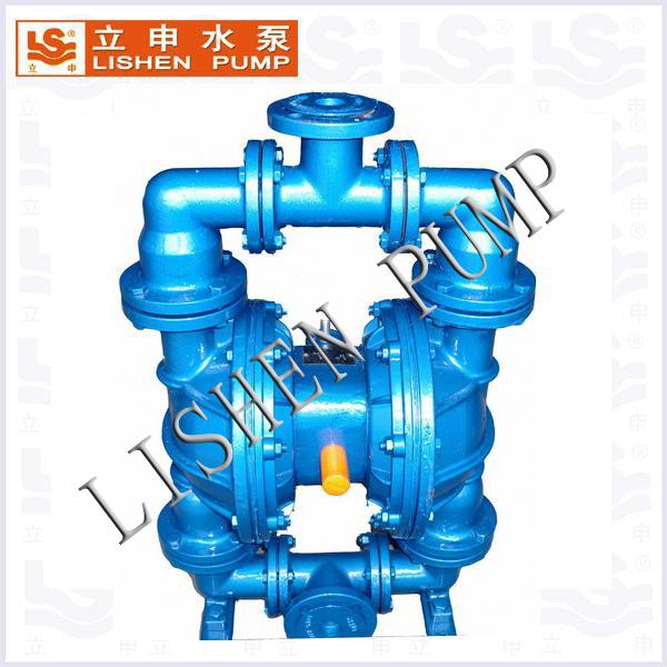 QBY衬氟|衬胶气动隔膜泵