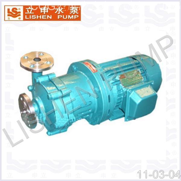 CQG型耐高温磁力泵