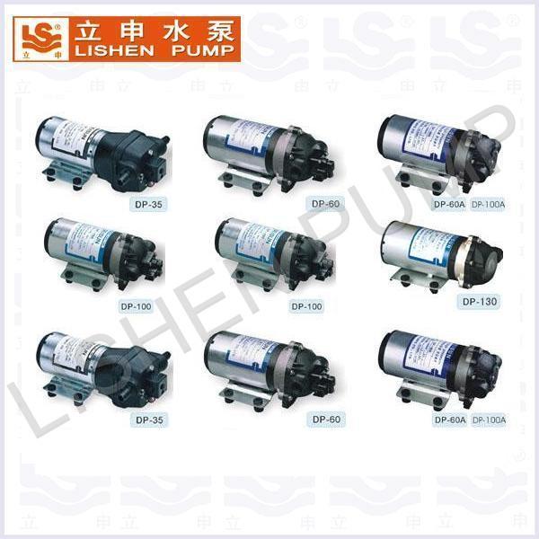 DP型微型塑料隔膜泵