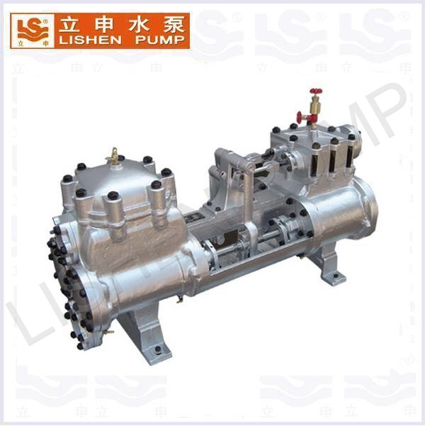 QS型蒸汽往复泵