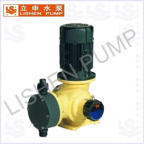 GM精密隔膜型计量泵