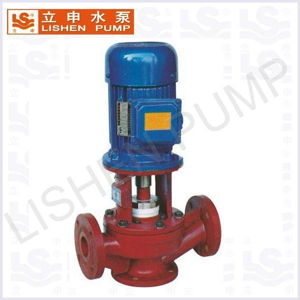 SL型玻璃钢立式管道泵
