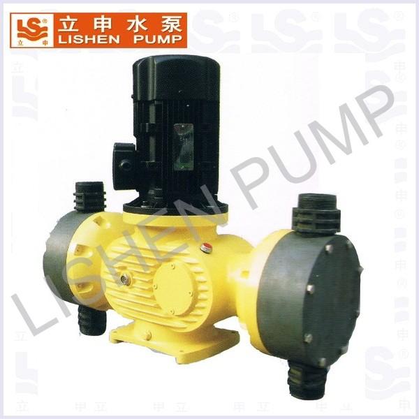 GB-S型精密隔膜计量泵
